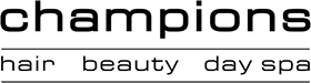Champions Hair Beauty Day Spa Retina Logo
